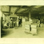 1920's Faygo factory